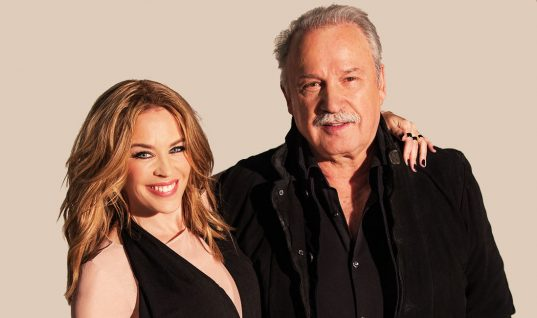 Giorgio Moroder ft. Kylie Minogue: 'Right Here, Right Now' Single Review