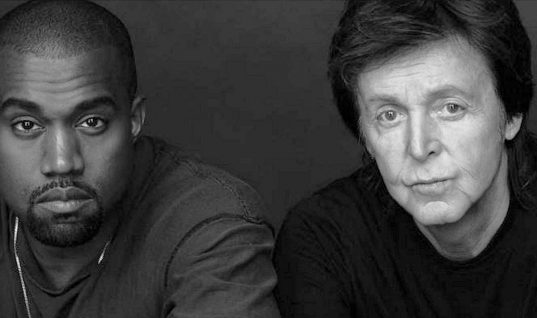 Kanye West ft. Paul McCartney: 'Only One' Single Review