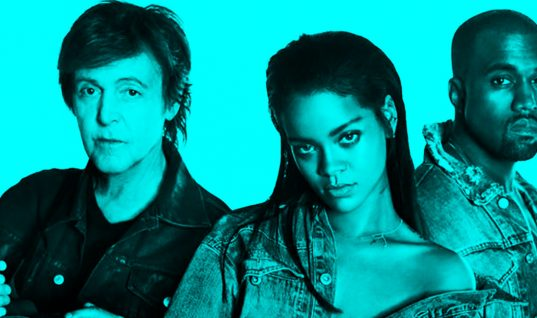 Paul McCartney, Rihanna and Kanye West: 'FourFiveSeconds' Single Review