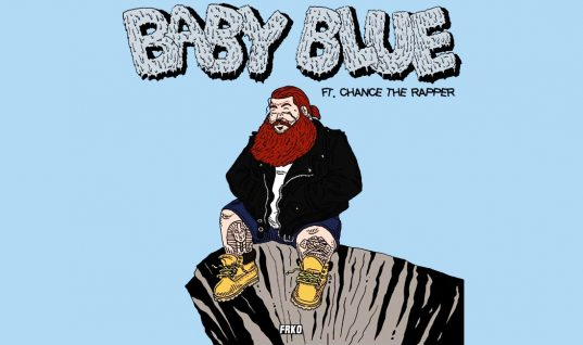 Action Bronson ft. Chance The Rapper: 'Baby Blue' Single Review