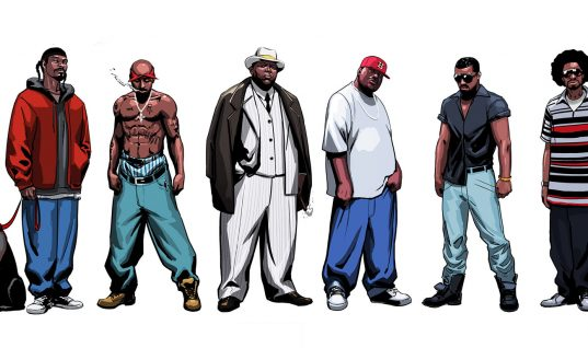 The Top 10 Greatest Rappers of All Time
