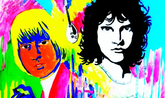 The Death Chronicles: Jim Morrison and Brian Jones