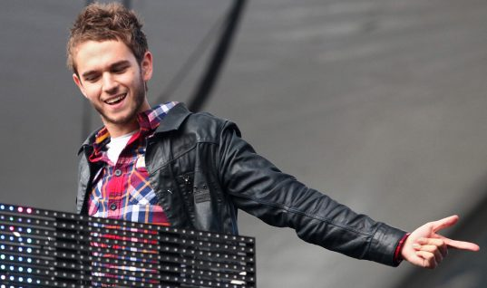 Zedd Amongst Day Two Acts at Firefly Fest