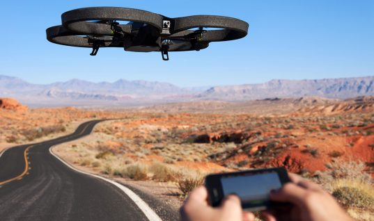 Are Drones The New Selfie Stick?