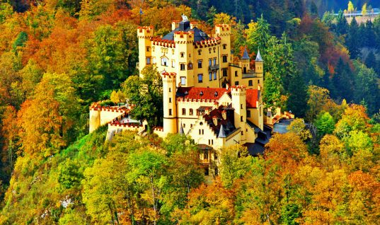 Top 8 Most Magnificent Castles