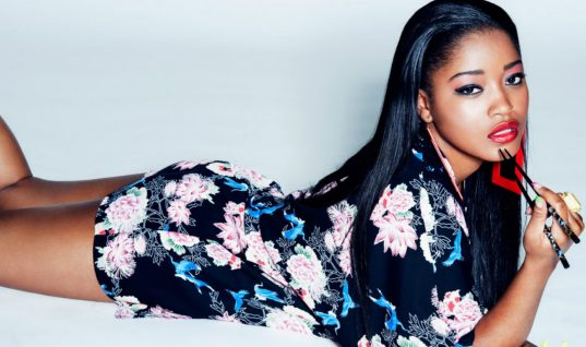 Keke Palmer Is Gearing up for a New Album