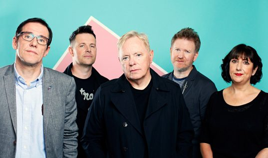 New Order: 'Restless' Single Review