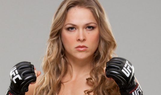 Ronda Rousey Wants to Play Captain Marvel