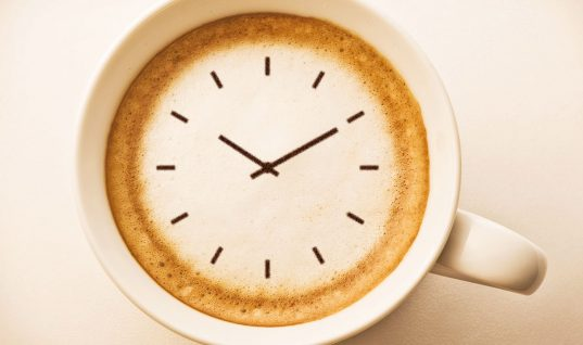 You're Probably Drinking Coffee at the Wrong Time