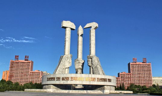Explore Pyongyang Without Ever Leaving Your Bed