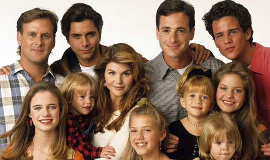 Meet the Daughters of the 'Full House' Females