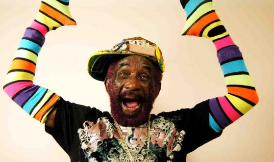 Lee 'Scratch' Perry in Search of Towering Inflatable Gorilla