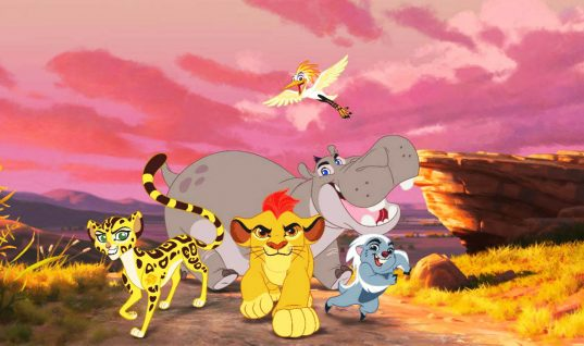 Lion King Spin-Off to Air This November