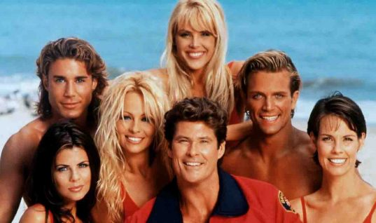 Zac Efron and The Rock Will Star in Baywatch