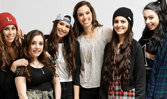 The Cimorelli Sisters: More Than Talented Musicians