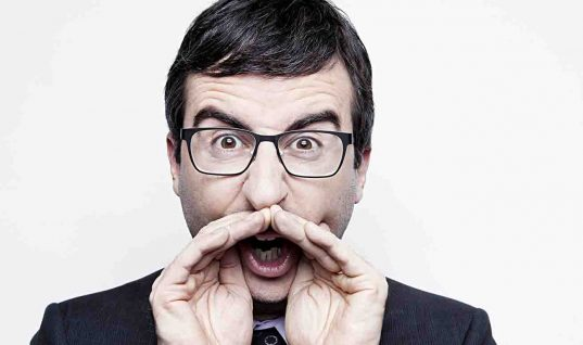 John Oliver on Everything You Won't Learn in School