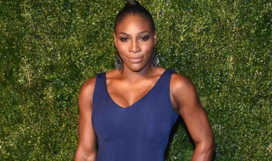 Serena Williams Spotted With Drake During NYFW