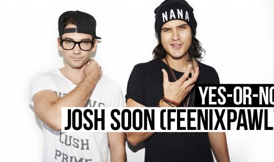 Yes-or-No: Josh Soon (Feenixpawl)