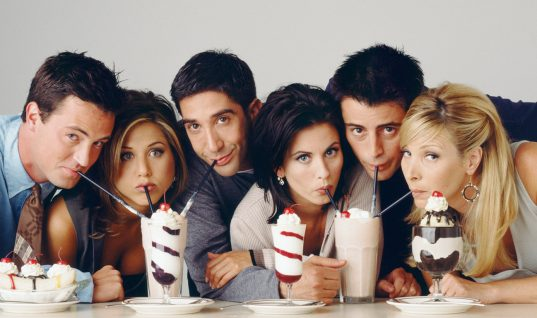 Which Female 'Friends' Character Are You?