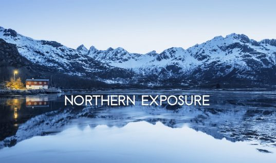 Epic Snowboarding, Breathtaking Views Featured in 'Northern Exposure'