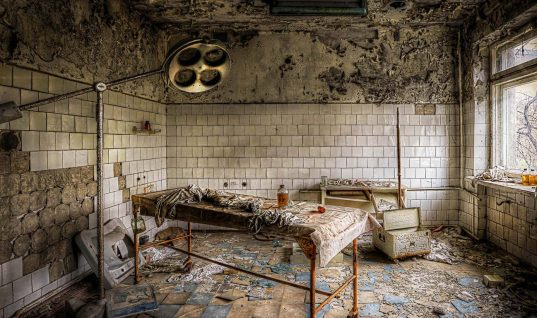 15 Creepiest Places on Earth (Part 1)