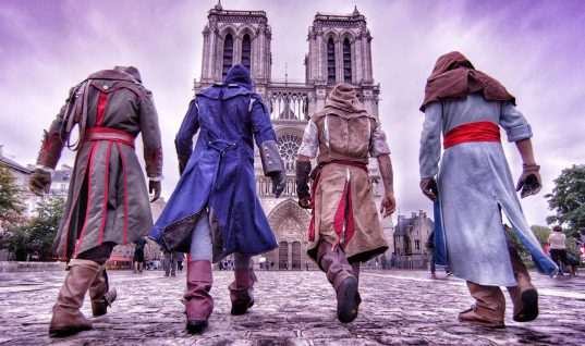 Believe it: Assassin's Creed Parkour Brought to Life