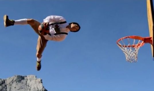 These Basketball Trick Shots Will Blow Your Mind