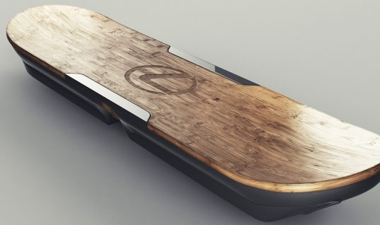 Would You Ride a Lexus Hoverboard?