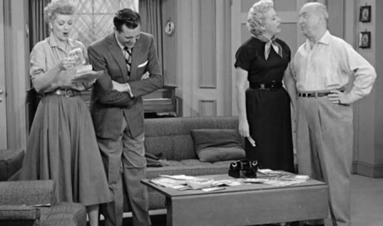 I Love Lucy Season 5 Episode 11 December 19 1955