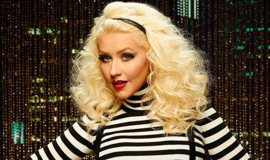 Christina Aguilera Gets Vocal About Romance on 'The Voice'