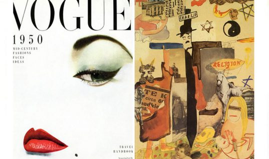 11 Stunning 'Vogue' Covers by Famous Artists popcorn