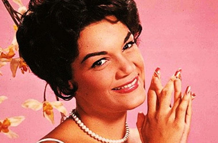 Connie Francis gold