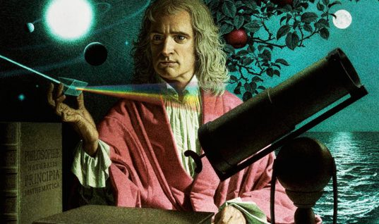 Isaac Newton: 15 Things You Didn't Know (Part 1)