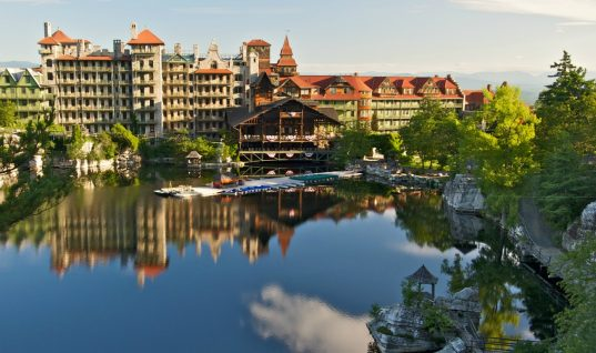 America's 5 Best Resorts for the Holiday Season