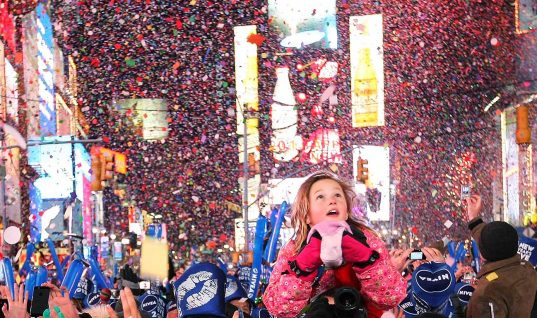 The World's 10 Best Places to Spend New Year's Eve