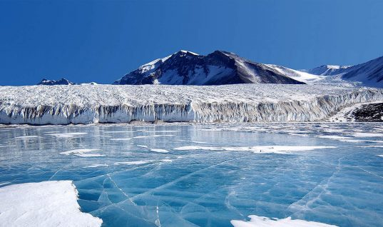 Top 8 Coldest Places on Earth