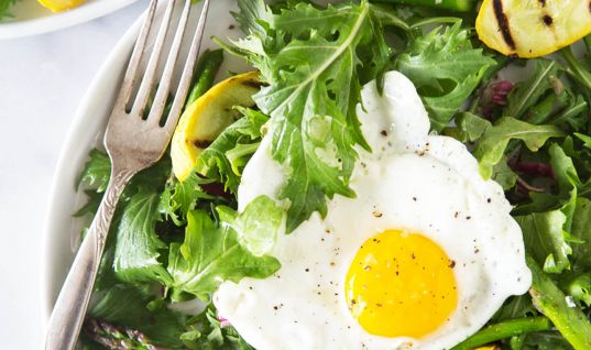 Top 6 Salads That Will Make You Full