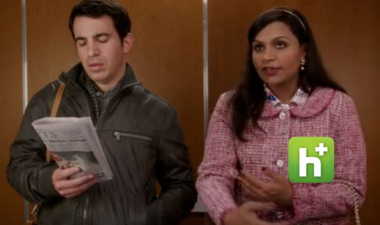 The Mindy Project: Season 4 Episode 13 (December 8, 2015)