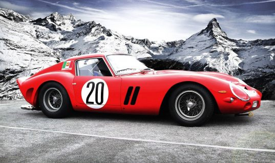 Top 10 Rarest and Most Expensive Cars (Part 2)