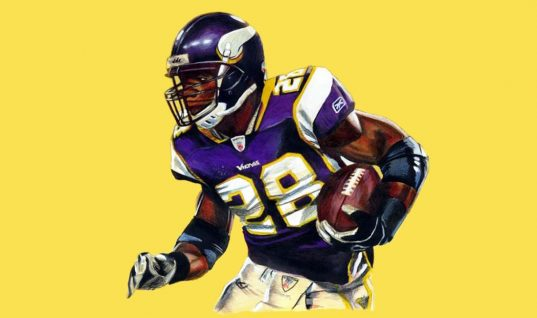 Adrian Peterson: 15 Things You Didn't Know (Part 1)