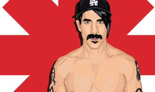 Anthony Kiedis: 15 Things You Didn't Know (Part 1)