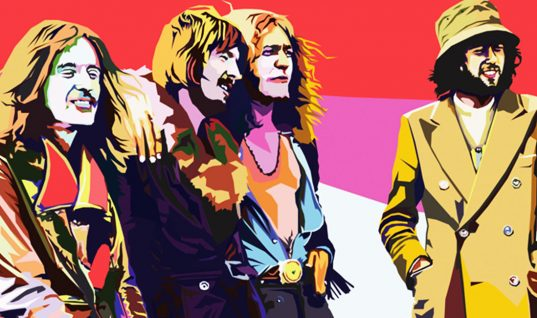 Led Zeppelin: 15 Things You Didn't Know (Part 1)