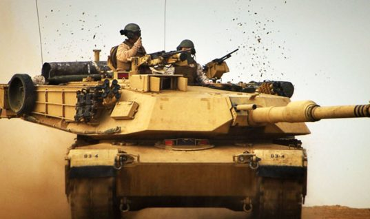 Top 10 Powerful Tank Forces in the World (Part 1)