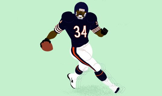 Walter Payton: 15 Things You Didn't Know (Part 1)