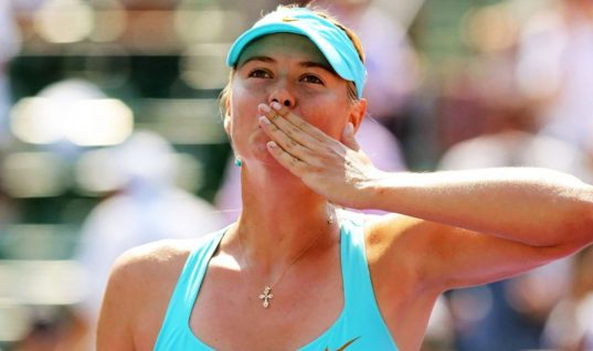 Maria Sharapova: 50 Awesome Facts You Never Learned (Part 3)