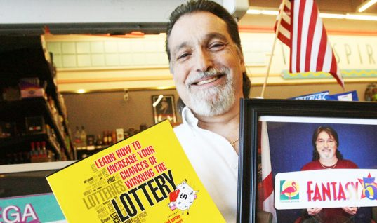 Top 10 Most Fortunate Lottery Winners in History (Part 1)