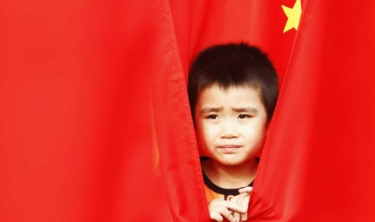 Chinese Economy Looks to Kids to Dominate the World