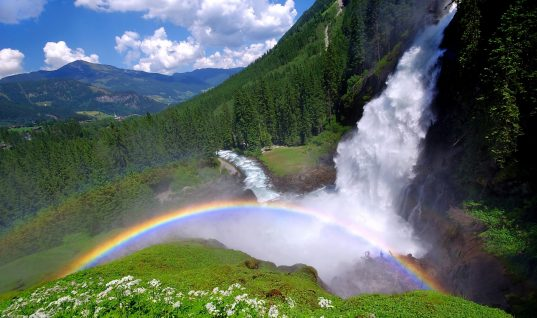 Top 34 Stunning Waterfalls You Won't Believe Are Real