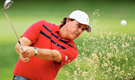 Phil Mickelson: 15 Things You Didn't Know (Part 1)