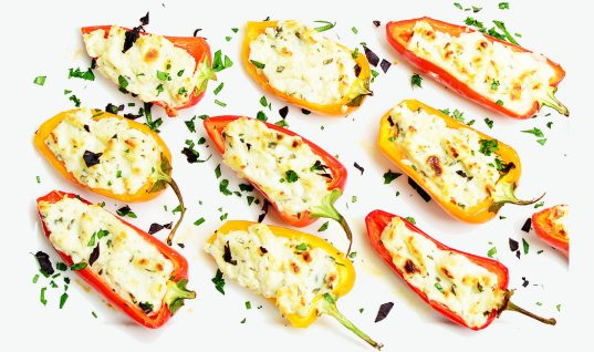 Top 10 Recipes You Won't Believe Are Vegetarian